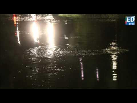 Bestuurder (18) auto te water aangehouden in Eindhoven