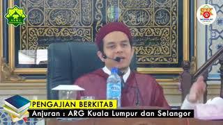 Ust. Muhammad Ayman Al-Akiti Sessi 2 Daurah Kitab AKIDAH ISLAM IMAM AL-HADDAD  Ahad 11/3/2018