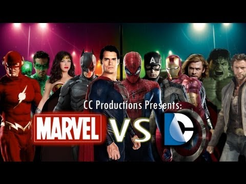 DC Comics - THIS IS A FAN MADE VIDEO! When universes collide, teams will be formed. Who'll come out victorious between Marvel's and DC's finest? Thanks for the 100000 v...