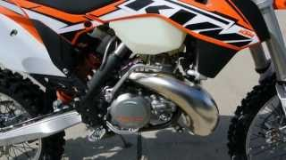 10. 2014 KTM 300 XC-W 2 Stroke Cross Country Overview $8,499.