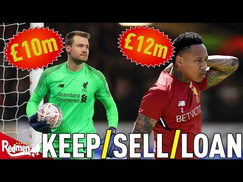 Mignolet & Clyne: Keep/Sell/Loan?