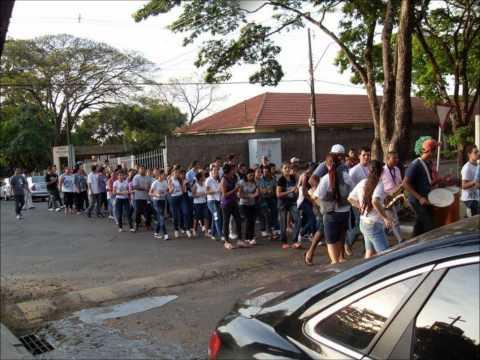 Encontros (Retiros) Santo Antônio do Caiuá.