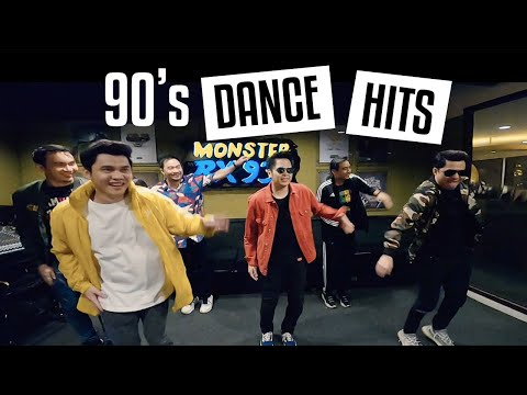 90's Dance Hits with Manoeuvres, Universal Motion Dancers, and Streetboys! | All Out | RX931