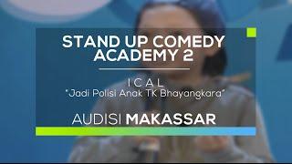 Video Jadi Polisi Anak TK Bhayangkara - Ical (SUCA 2 - Audisi Makassar) MP3, 3GP, MP4, WEBM, AVI, FLV Desember 2017