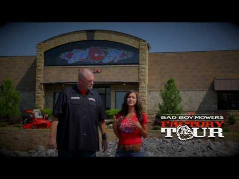 2013 Bad Boy Mowers Tour Video