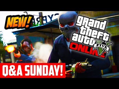 million - GTA 5 Online heists job limit, GTA $8 million giveaway and more on this weeks episode of the opinionated GTA 5 #QandASunday! ▻ Click here to Subscribe! http://bit.ly/SubToTG ○ Follow me...