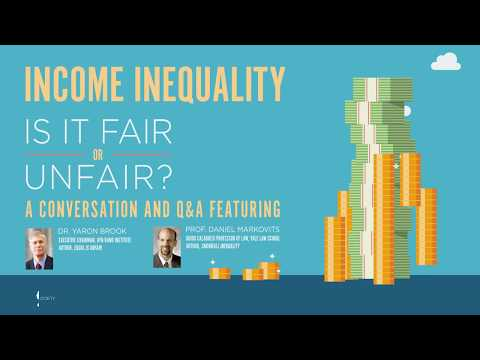 a discussion on the income inequality in the united states