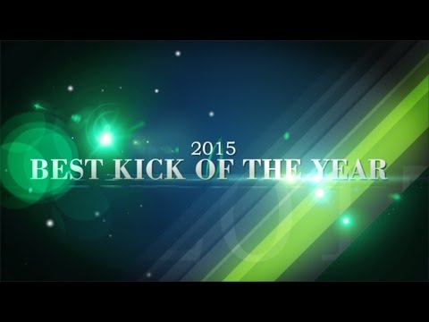Kick of the year