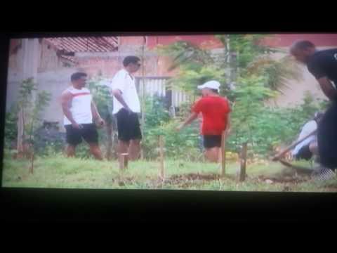 Torcidas Unidas pelo Meio Ambiente em Barreiras-Bahia!