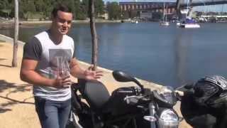 7. Ducati Monster 659 video review