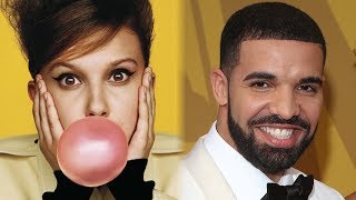 Millie Bobby Brown SEEKS Advice From Drake & Says Going Bald Changed Her Life