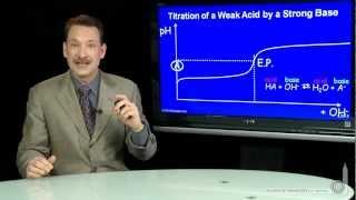 Titration Of A Weak Acid