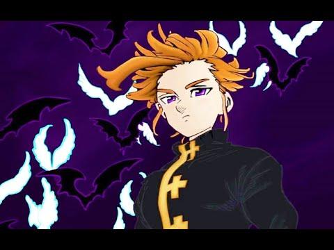 Seven Deadly Sins - Chaos King Returns