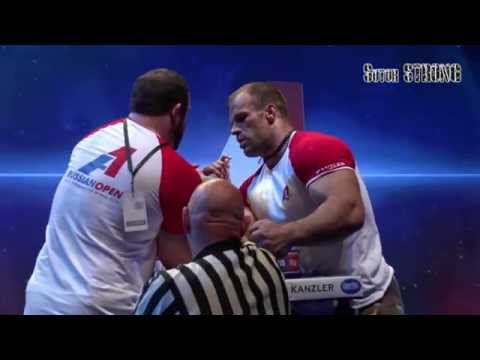 A-1 Russian Open - Dave Chaffee vs Denis Cyplenkov