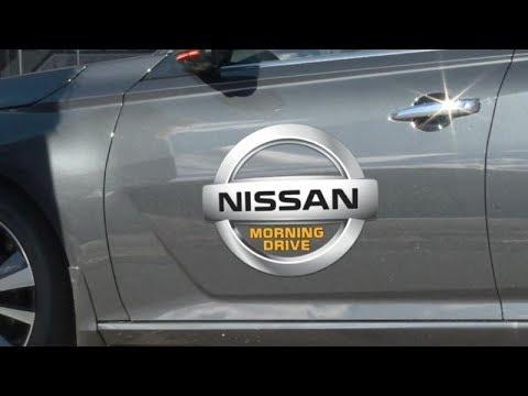 Video: NISSAN Morning Drive: Bruins Look To Extend Winning Streak