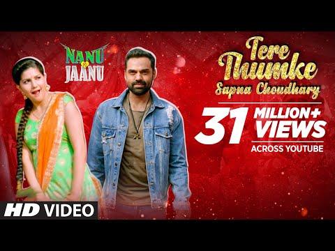 Video Tere Thumke Sapna Choudhary | Nanu Ki Jaanu | Abhay Deol | Sapna Choudhary download in MP3, 3GP, MP4, WEBM, AVI, FLV January 2017