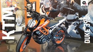 4. 2018 KTM Duke 390   detailed review   features   specifications   price !!!