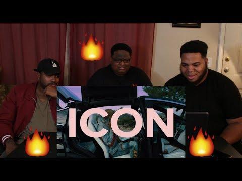 Jaden Smith - Icon (REACTION)