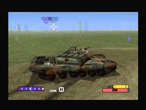 Panzer Front Dreamcast