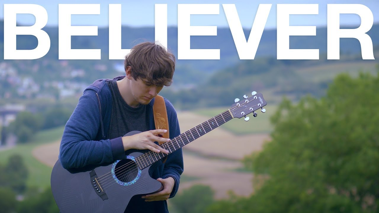Believer – Imagine Dragons – Fingerstyle Guitar Cover
