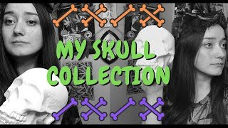 Skull Collection ☠️💨Stoned to the Bone 🎃💨for Halloweed by Chronic Crafter