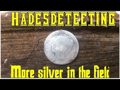 A bit more silver on a quick hunt with the Minelab Se Explorer