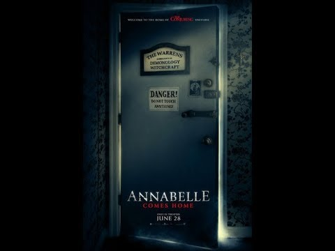 ANNABELLE COMES HOME - TRAILER (GREEK SUBS)