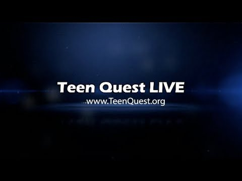 00003 - http://www.TeenQuest.org | On this episode of Teen Quest LIVE Mark talks with his guests, Dean Morris, Max Perez and Gerrard Patton, about how youth leaders ...