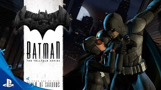 Видео Batman - The Telltale Series