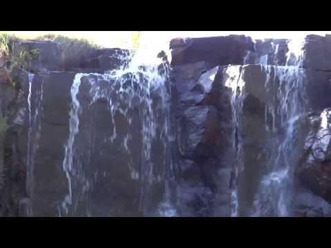 Cachoeira Monjolinho em Itirapina- Sp, no dia 09/02/14!