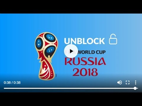 How to Watch the World Cup Finals With a VPN