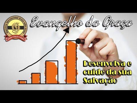 DESENVOLVA E CUIDE DE SUA SALVAÇÃO