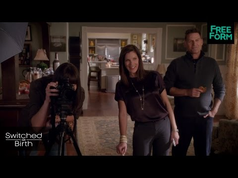 Switched at Birth 3.13 (Clip 'Kathryn's Photo Shoot')