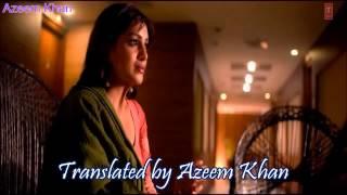 Tu Hai Hindi English Subtitles Full Song Besharam HD