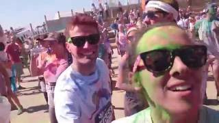 Potchefstroom South Africa  city photos : The Color Run Potchefstroom 2016, South Africa