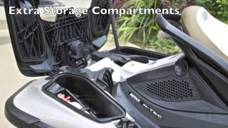 1. 2010 Seadoo GTX260IS Limited