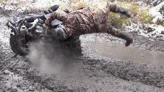 Đua xe qua vũng bùn - nhọ =))