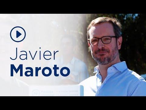 """Maroto: """"Lo que está pasando en Cataluña no es que..."""