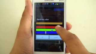 Galaxy S4 Clock Widget YouTube video
