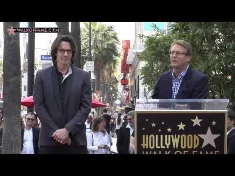 Rick Springfield Walk of Fame Ceremony