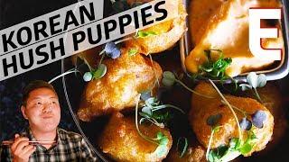 Punk Rock and Korean Hush Puppies at Gaja Bar — K-Town by Eater