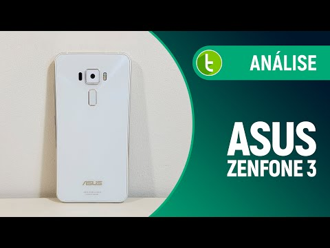Análise Asus Zenfone 3  Review do TudoCelular