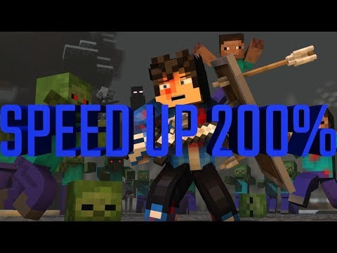 "Speed Up 200% - ""Cold As Ice"""