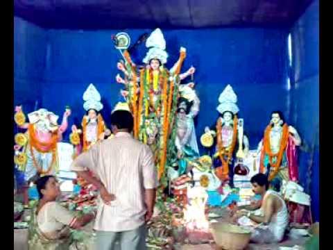 Video Durga puja Navami tithi download in MP3, 3GP, MP4, WEBM, AVI, FLV January 2017