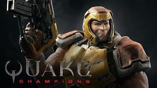Видео к игре Quake Champions из публикации: Разработчики Quake Champions рассказали о герое Ranger