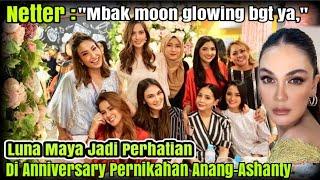Video Luna Maya Jadi Pusat Perhatian Di Acara Anniversary Pernikahan Anang & Ashanty MP3, 3GP, MP4, WEBM, AVI, FLV Mei 2019