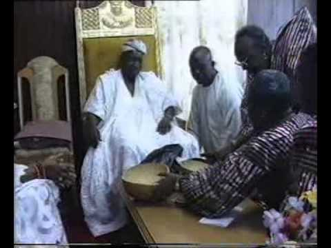 OBA ADEYINKA OYEKAN II OF LAGOS MARKS 25YEARS ON THE THRONE FEB MARCH 1990 PART B