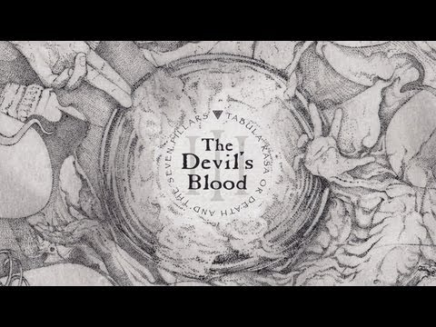 THE DEVIL'S BLOOD - White Storm of Teeth