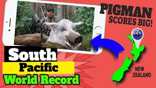 Video South Pacific World Record Wild Hog Archery Kill on Camera!! MP3, 3GP, MP4, WEBM, AVI, FLV Mei 2017