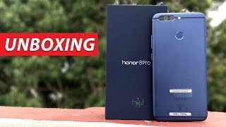 Honor 8 Pro Unboxing & First Impression - with camera Samples . Review coming soon  - Amazon Retail UNIT  HOWISIT You can follow me and stay updated here :)Buy here : Amazon : http://amzn.to/2vbGHrJOther Playlist :HOW TO : https://goo.gl/Waa7FpUNBOXING : https://goo.gl/eCDiY9REVIEWS : https://goo.gl/i16o76COMPARISON : https://goo.gl/aaR9LmCAMERA REVIEW : https://goo.gl/DGWQN5Virtual Reality : https://goo.gl/5mjDCdSmartphone Tips : https://goo.gl/EVqIYJGiveaway :  https://goo.gl/GFKXDm----------------------------------------------------------------------------------------------------Subscribe :  https://www.youtube.com/c/howisitin----------------------------------------------------------------------------------------------------Facebook: https://www.facebook.com/howisit.in ,Twitter: https://www.twitter.com/howisitin , Google plus: https://plus.google.com/+howisitin,InstaGram : https://www.instagram.com/howisitin/